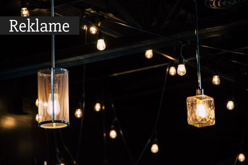Lamper og lyskæder